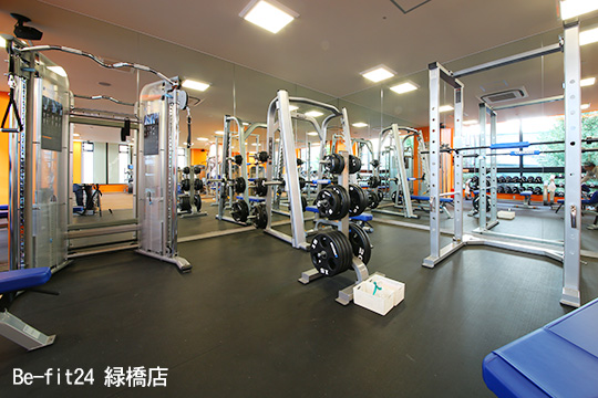 Be-fit24緑橋店