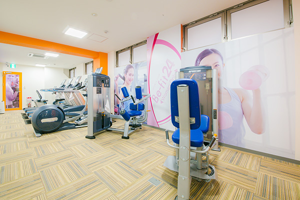Be-fit24鴻池新田店