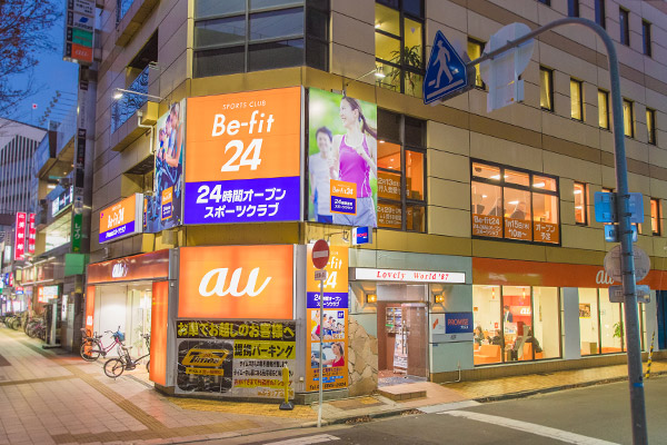 Be-fit24古川橋店